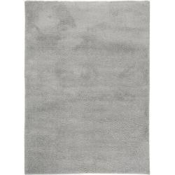 Photo of benuta Hochflor Shaggyteppich Cosy Grau 120×170 cm – Langflor Teppich für Wohnzimmer benuta