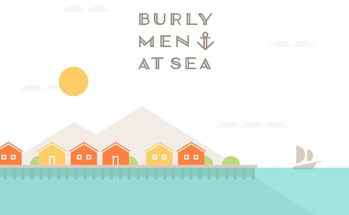 Burly Men At Sea iPhone, screenshot 6