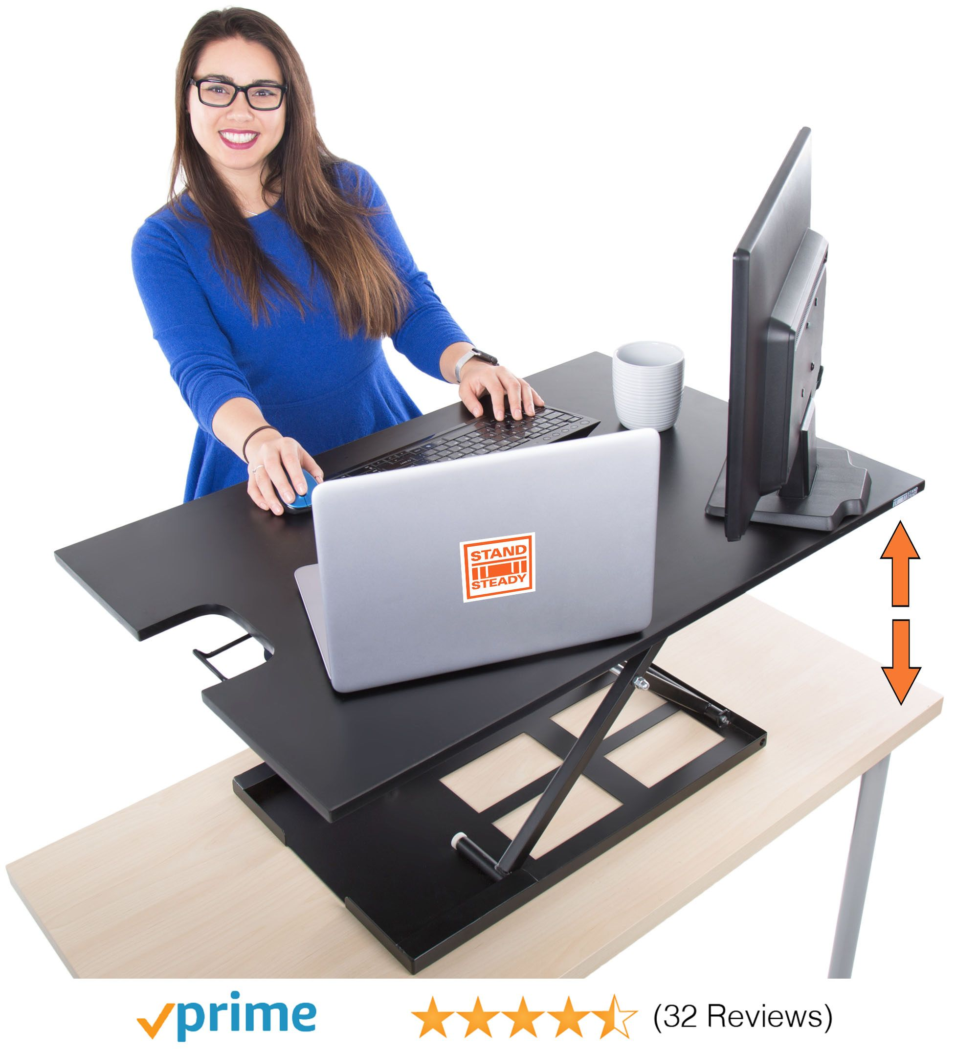 standing desk designs ideas pictures diy ikea the convertible convenient most with hack
