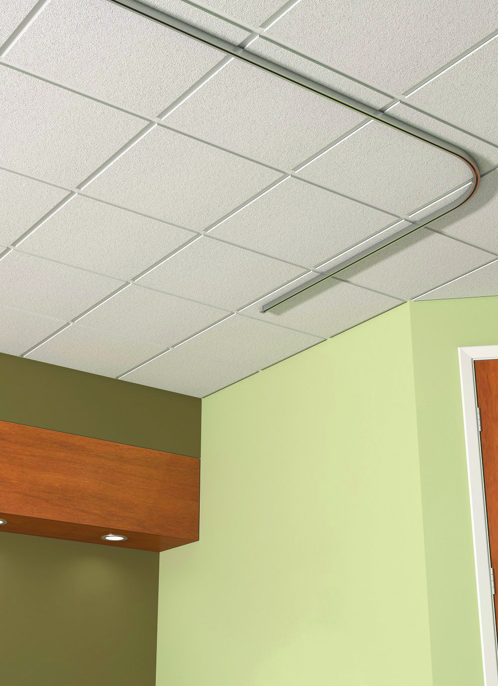 Cover All Your Bases With Usg Luna Climaplus Lay In Ceiling Tile A Perfect Addition To Drop Ceilings These Pane Ceiling Tile Sound Control Ceiling Tile Panel