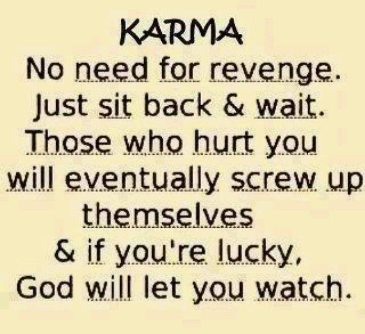Karma........