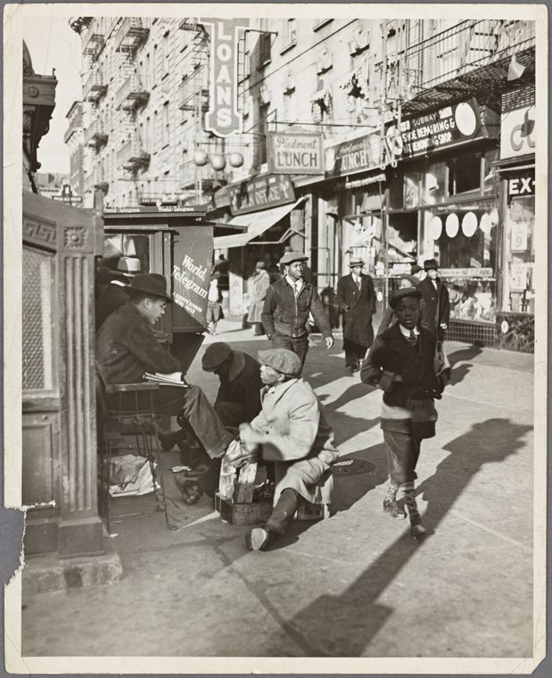 The NYPL Just Released More Than 180,000 Images. We Picked the Best of Old New York | Atlas Obscura