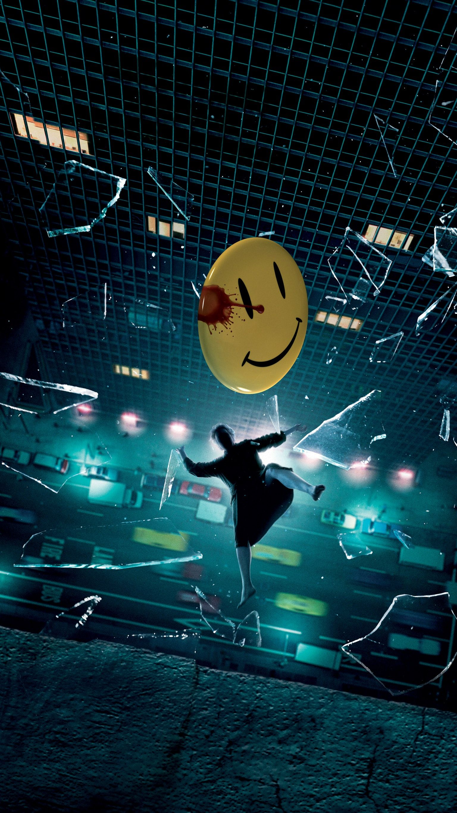 Watchmen 2009 Phone Wallpaper Moviemania Watchmen Movie Wallpapers Poster