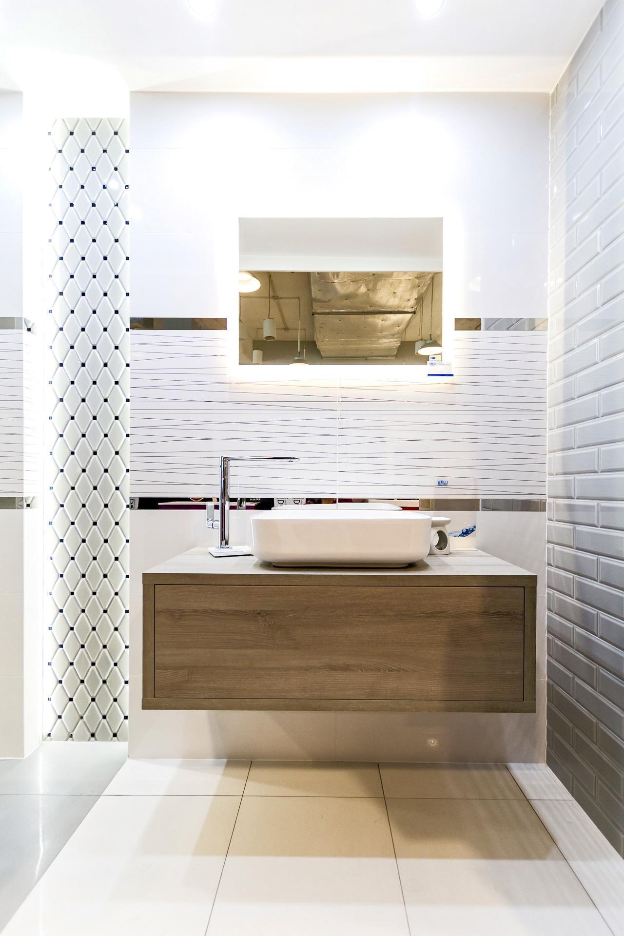 Nowoczesna łazienka W Eleganckim Stylu Inspiracje W 2019