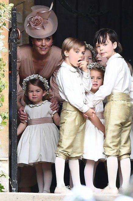 Matrimonio Pippa Middleton : Il matrimonio di pippa middleton george e charlotte: paggetto e