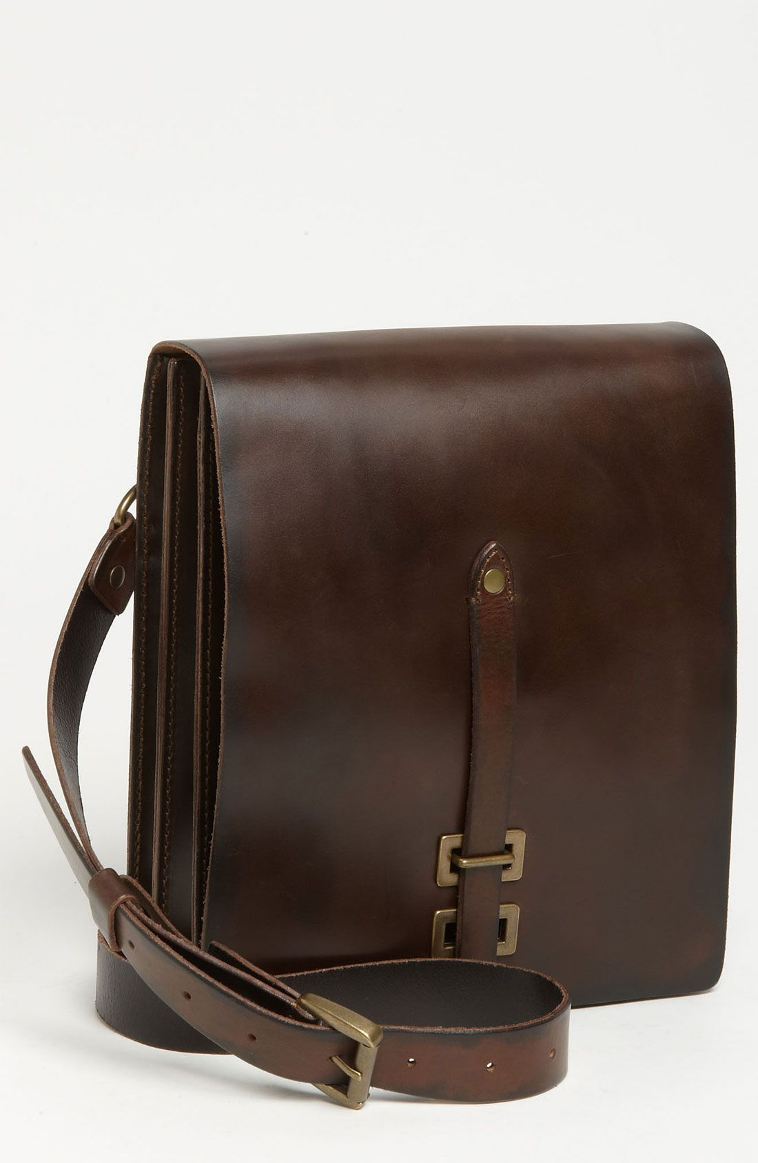45f36126d926 Free shipping and returns on Fossil  Vintage Archive Officer s  Crossbody  Bag at Nordstrom.com. Gorgeously tanned leather structures a handsome  throwback ...