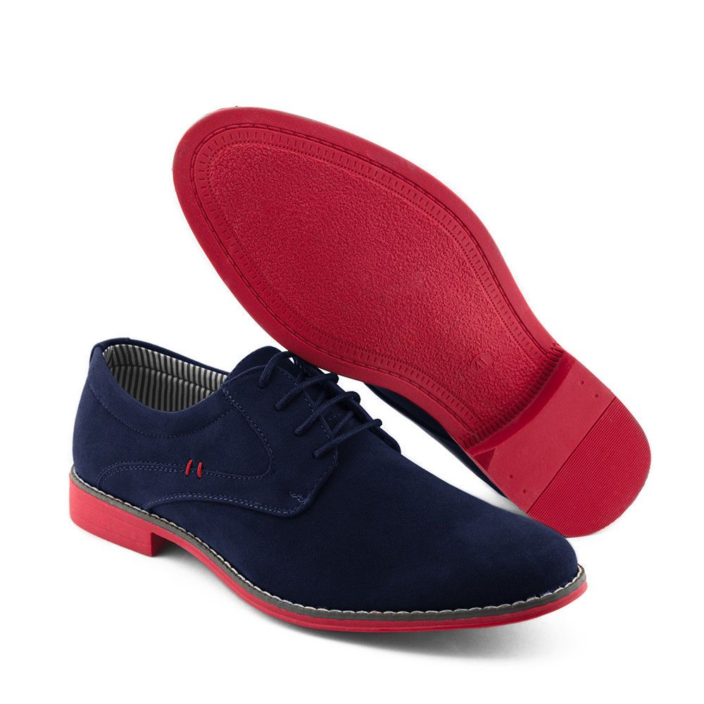 Dettagli su Mocassini uomo Gianni Shoes scarpe scamosciate