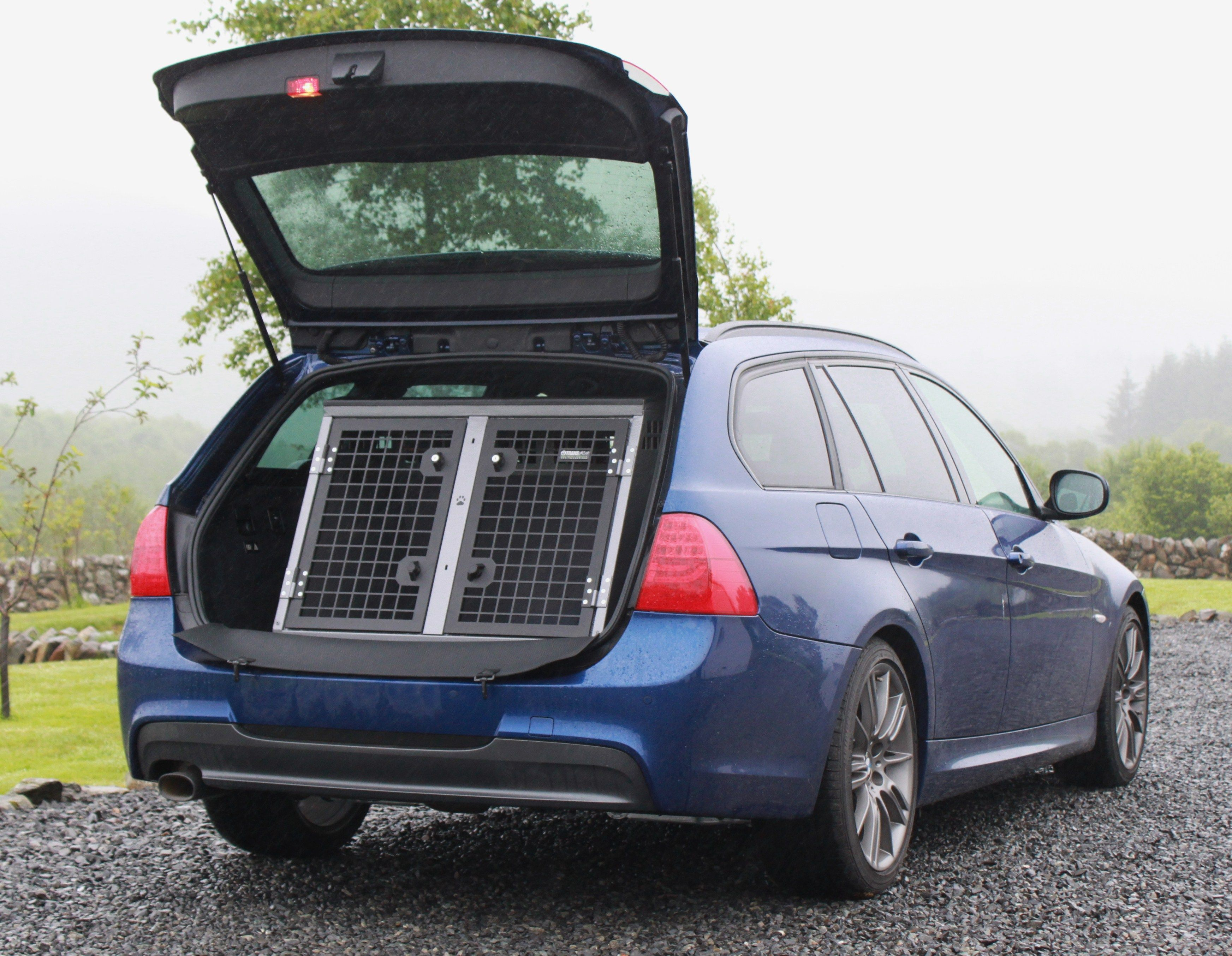 Transk9 B13 Bmw 3 Series Touring Dog Cage Dog Crate Www Transk9