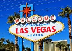First stop, Las Vegas!