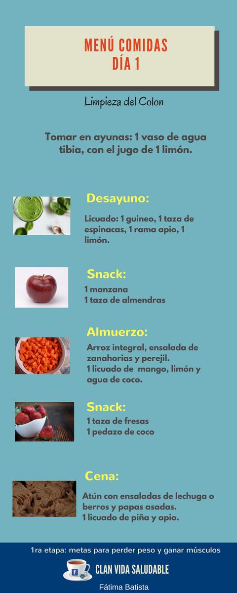 comer para perder peso ganar músculo
