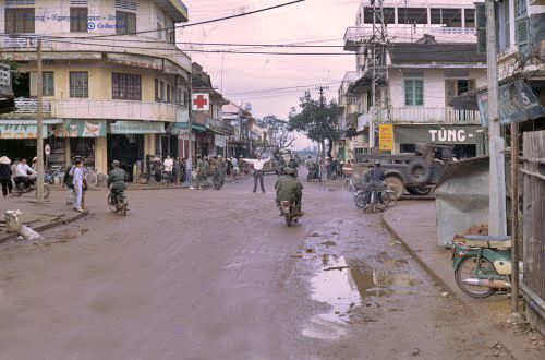 Quang Tri City | RVN | Vietnam, Vietnam war, Tri cities