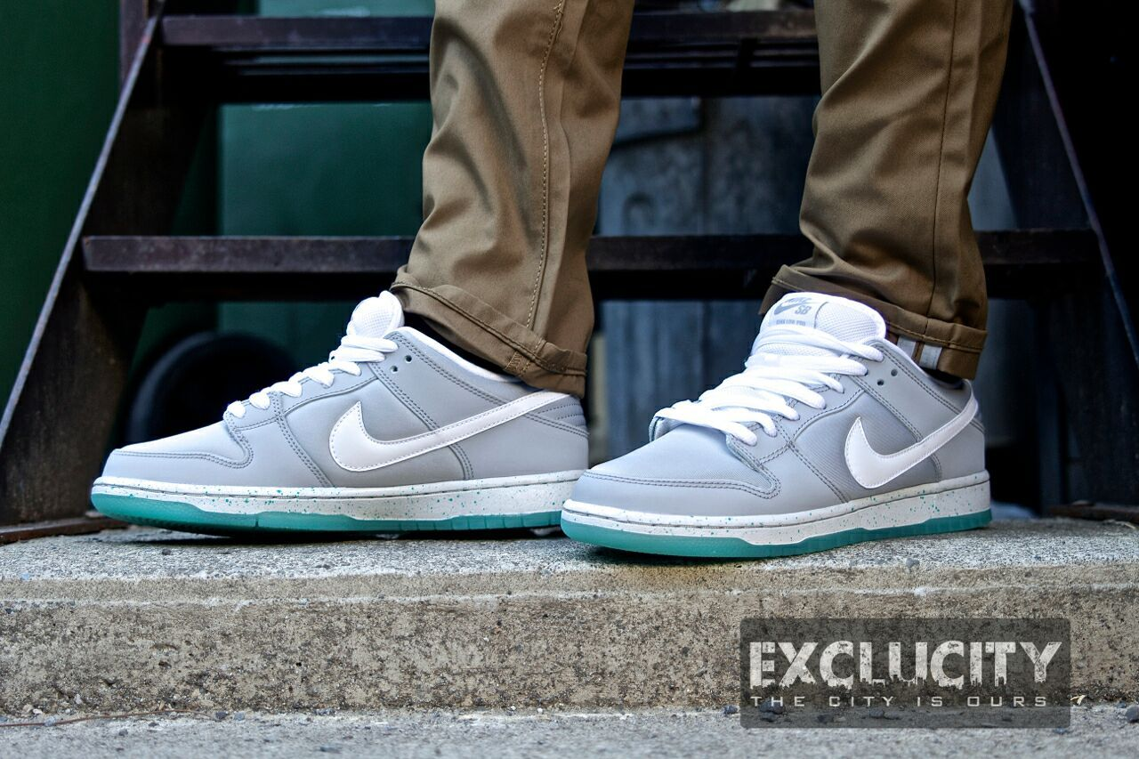 "sneakers for cheap 40ca2 09fa3 ... Nike SB Dunk Low Premium ""Marty McFly"" ..."