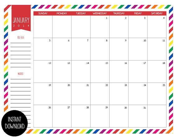 Summer Holiday Planner Printable Kids School by SamOsborneStore - academic calendar templates