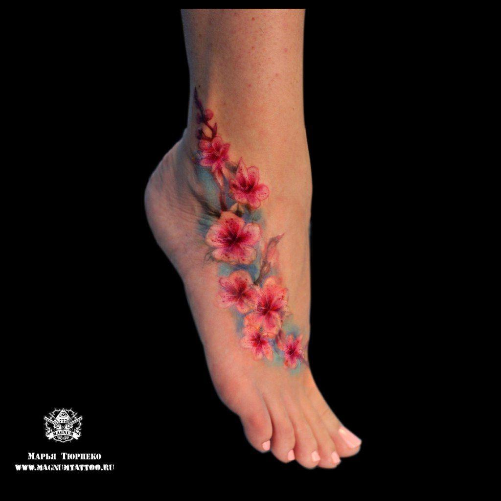 Картинки по запросу тату браслет на ногу для девушек ...