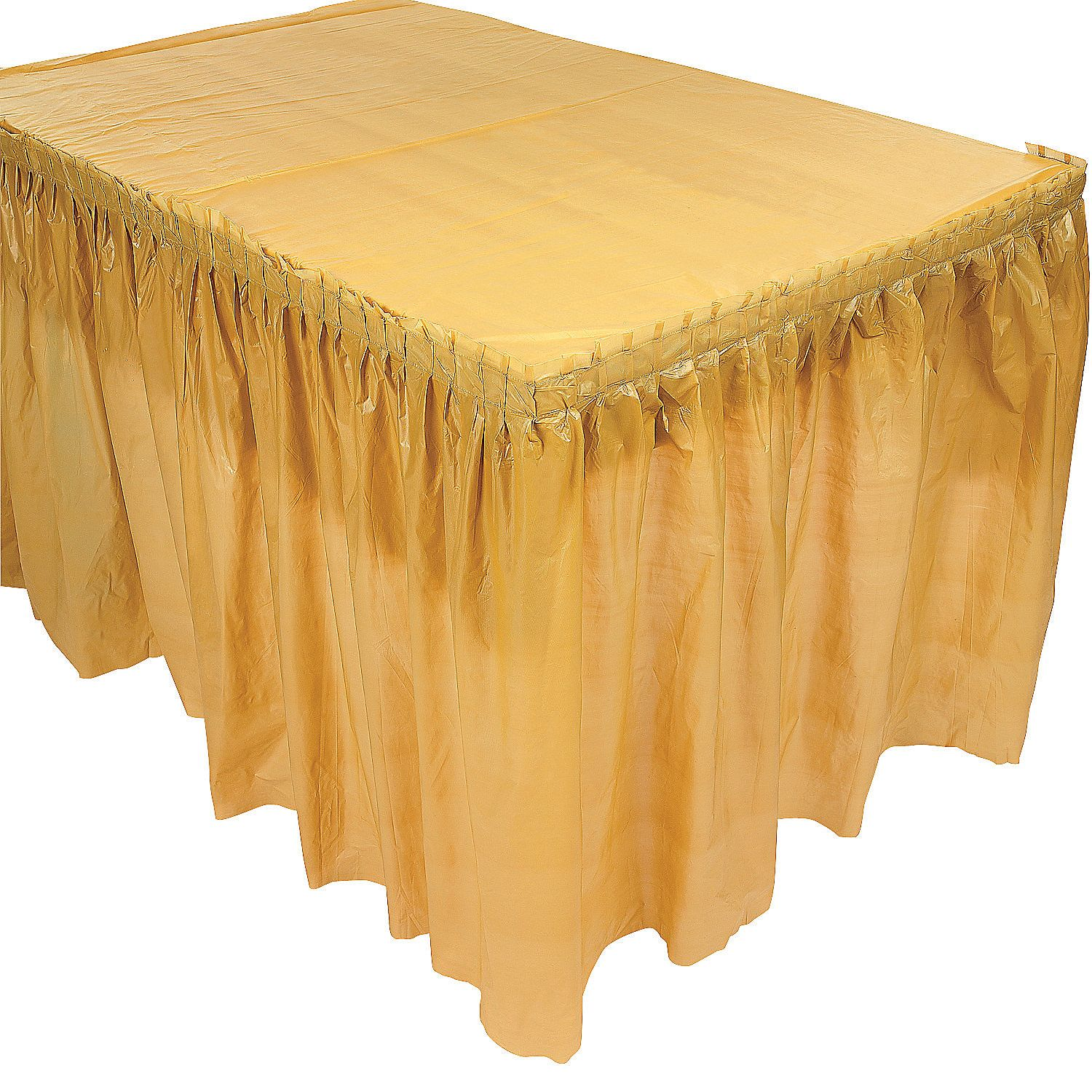Pleated Table Skirts | Reception, Party wedding and Wedding