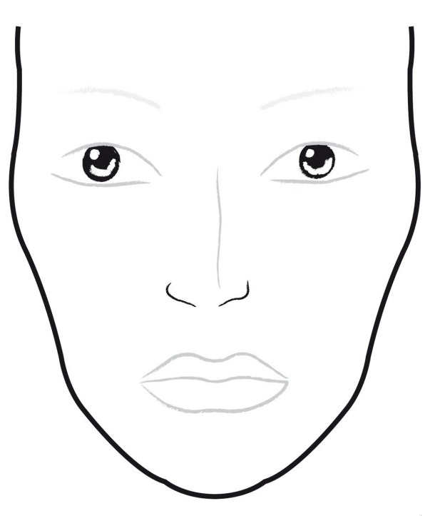 Descubra tudo sobre a face chart no post completo do blog face