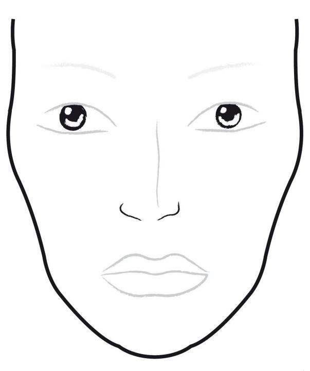 O que é Face Chart? Por que usar?Como usar? Confira tudo