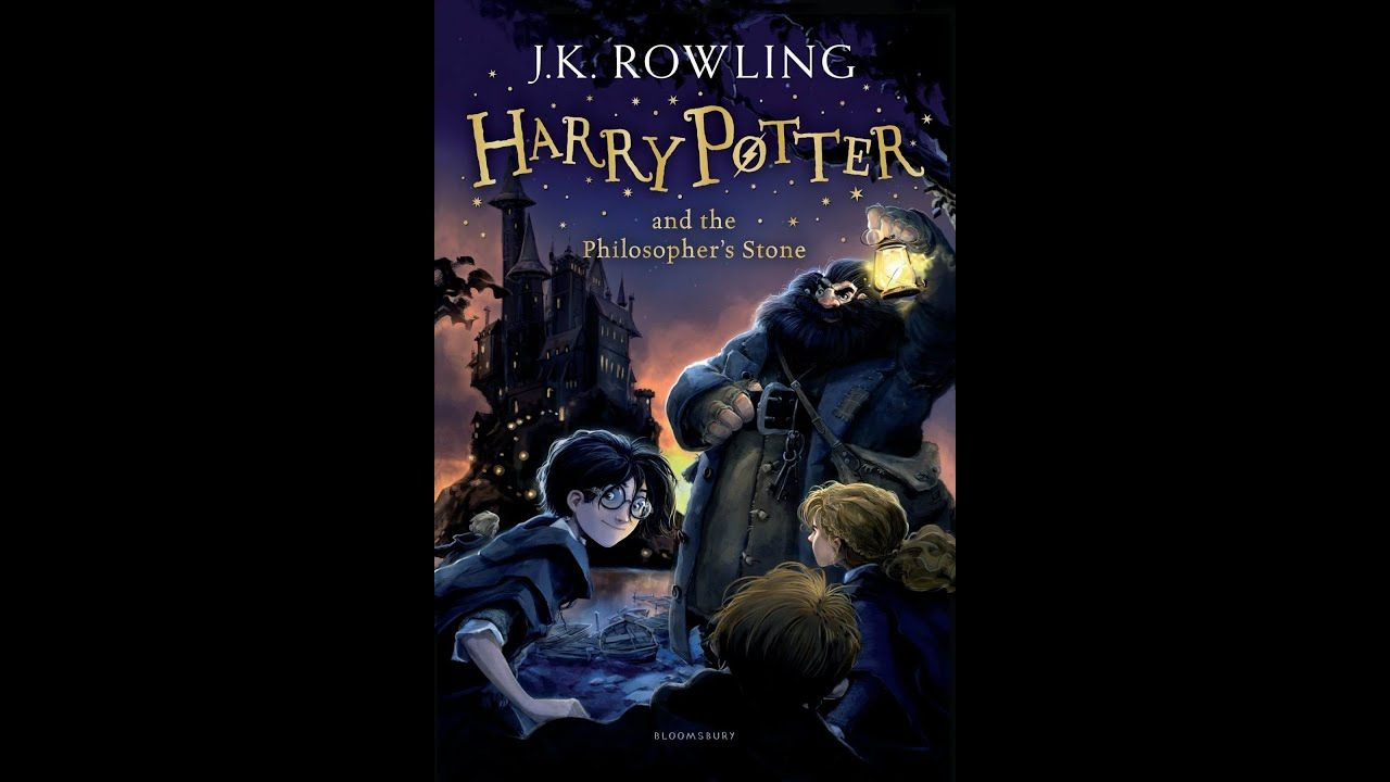 Book Review 01 Harry Potter The Philosopher S Stone Harry Potter Philosophers Book Review