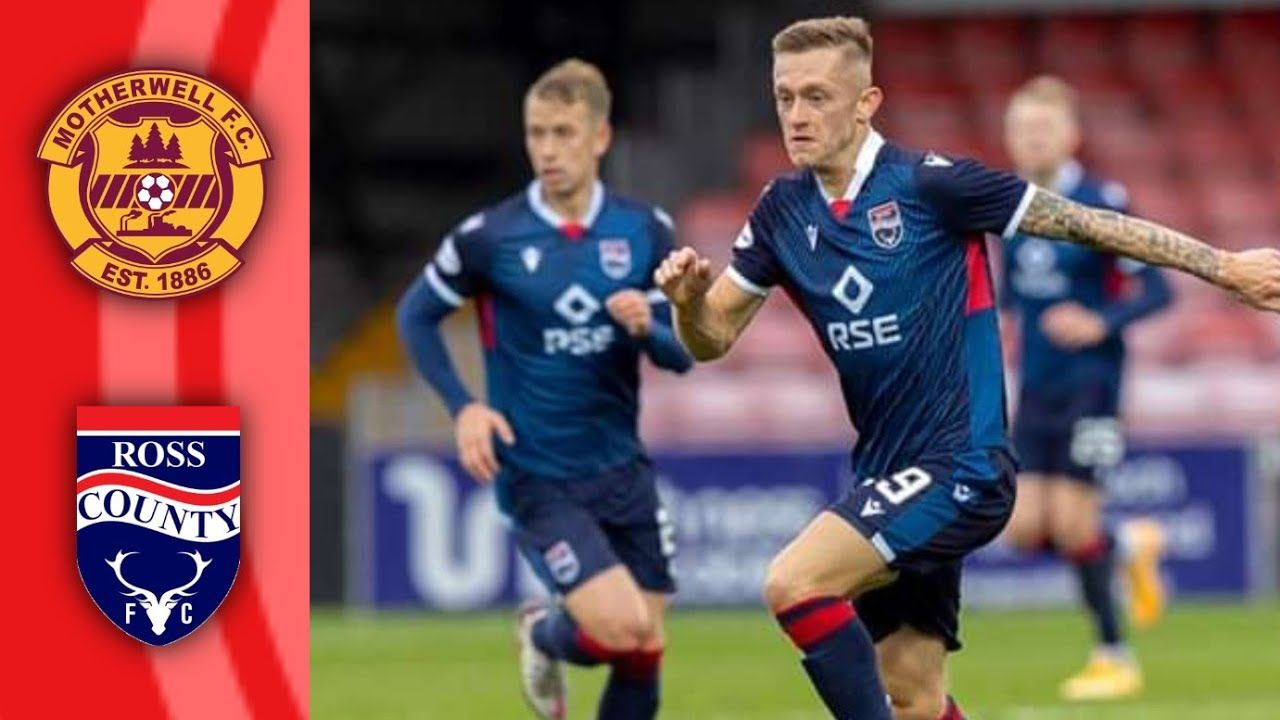 Motherwell Vs Ross County Highlights Matchday 12 20 21 In 2020 Ross County Football Highlight Ross