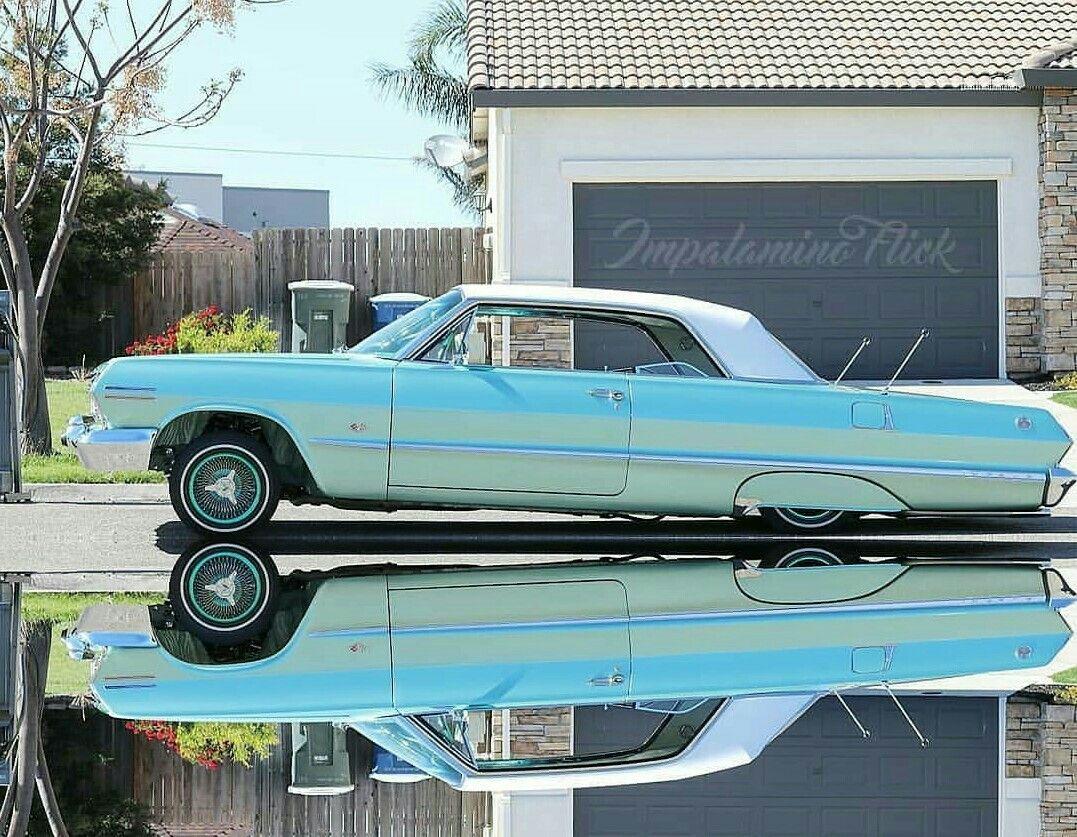 63 Chevy Impala Low Low........ Chevy impala, Impala, 63