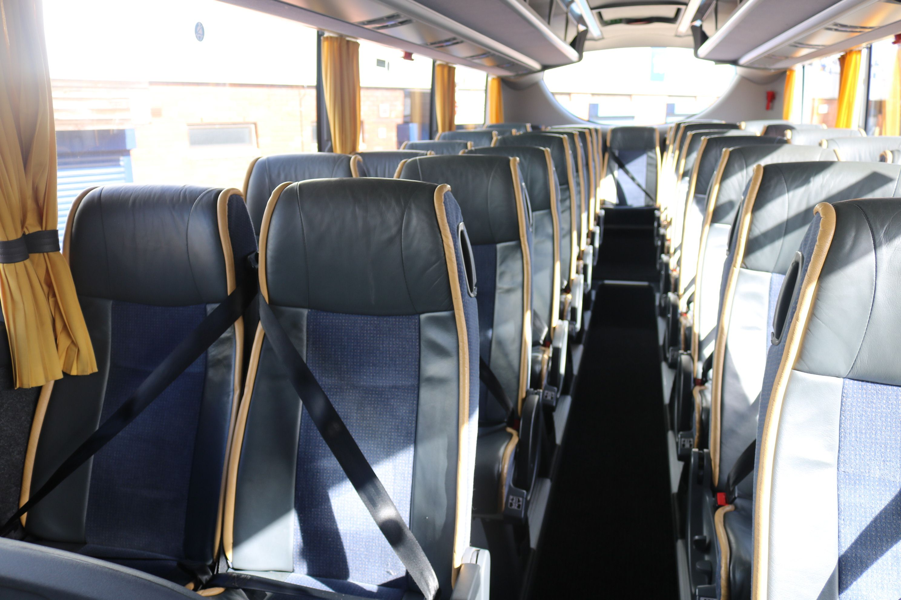63 Seater Coach to Hire With a Driver Bouden Coach