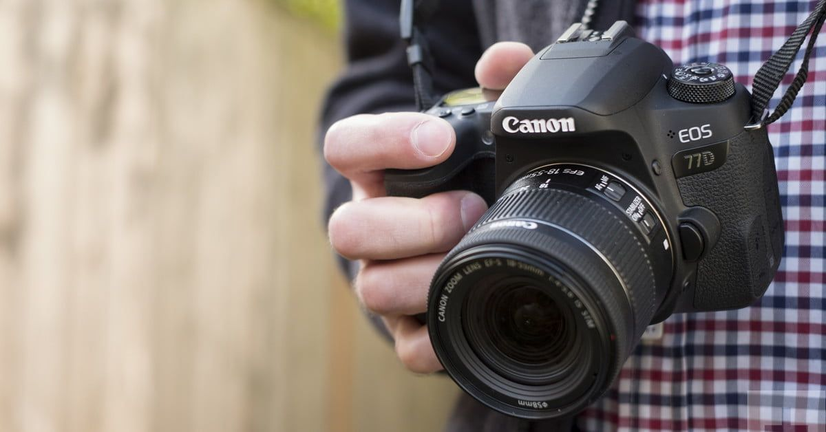 Canon's 77D is an awkward middle child you will still love