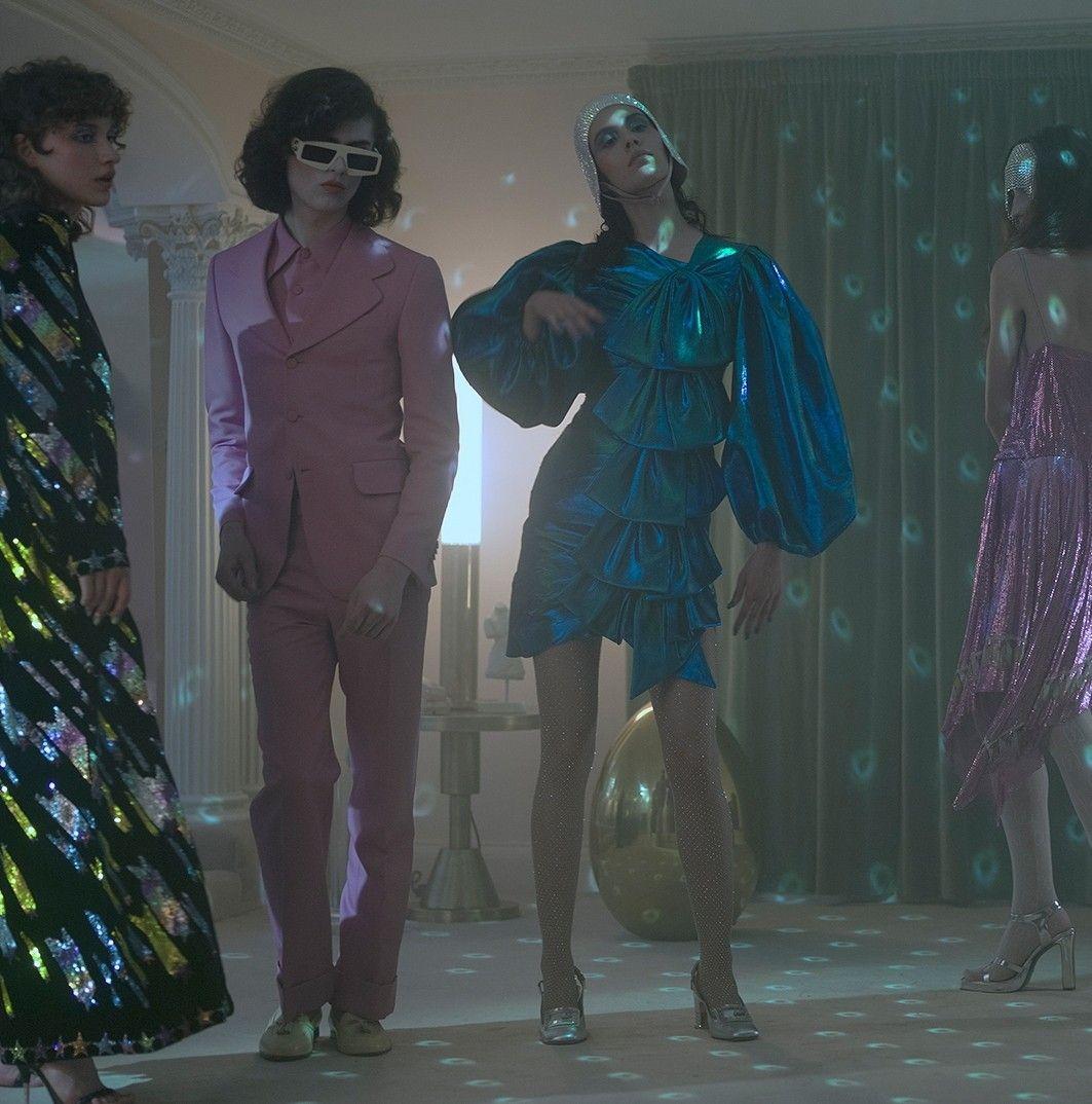Second Summer of Love: Italo Disco | people in 2019 | Disco fashion