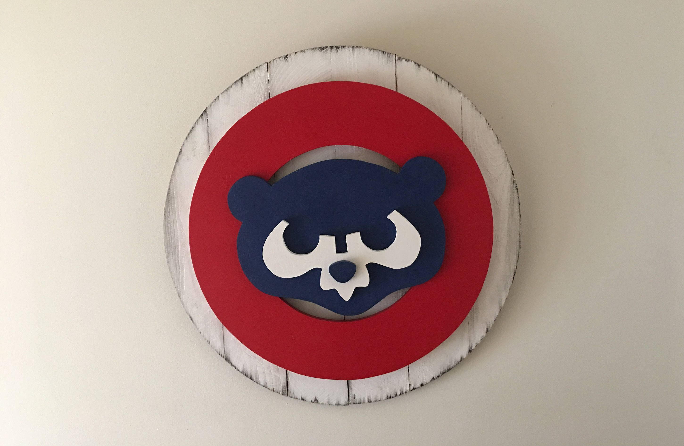Chicago Cubs 3D Vintage Wood Sign by DMCdesignsShop on Etsy https://www.etsy.com/listing/514133720/chicago-cubs-3d-vintage-wood-sign