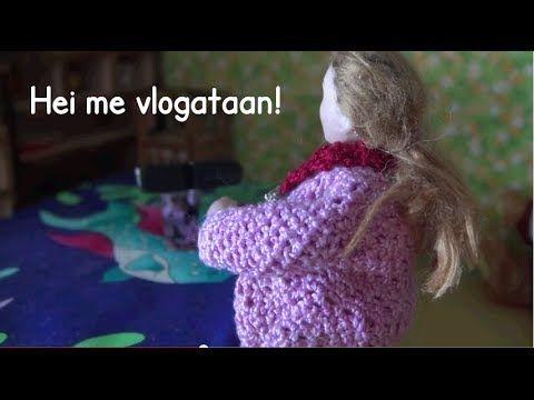 #1 - minullakin on nyt vlogi! - YouTube / Johanna Janhonen vloggaa
