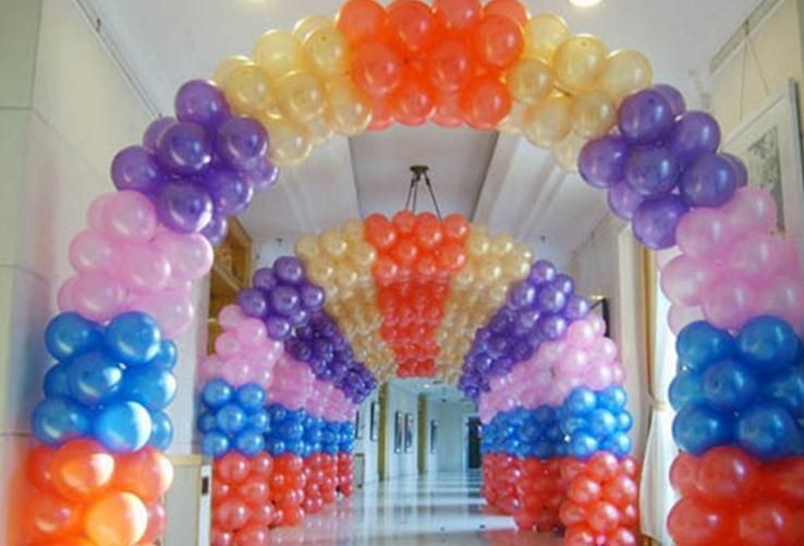 Party balloon decorations can make a fantastic expansion to any