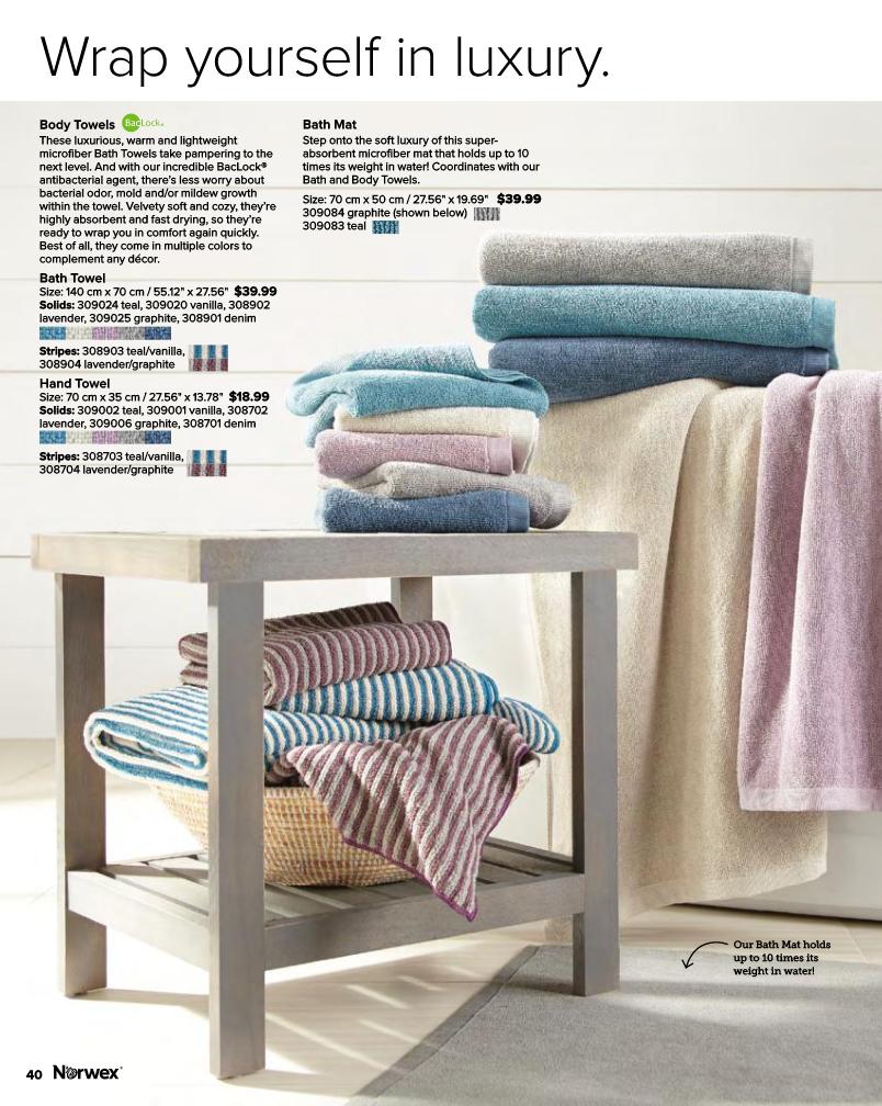 2020 North America Product Catalog Spring 2020 Norwex Spring Catalog Us In 2020 Norwex Norwex Towels Norwex Cleaning