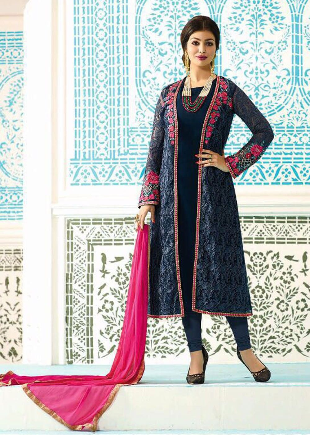 Latest Suit Designs 2018-2019 For Modern Ladies | indian ...