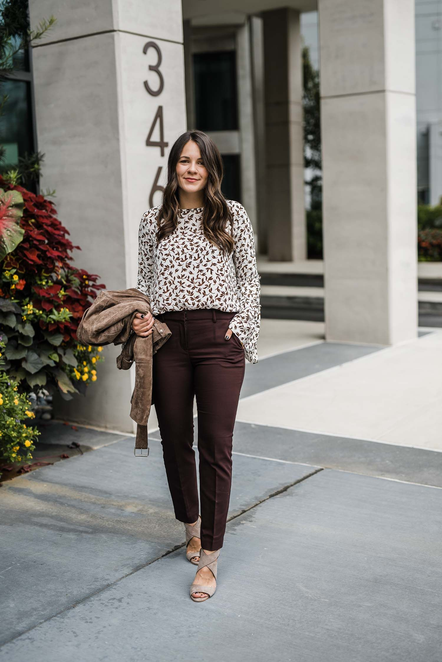 Casual Work Outfit Ideas For Fall My Style Vita Blog Spring