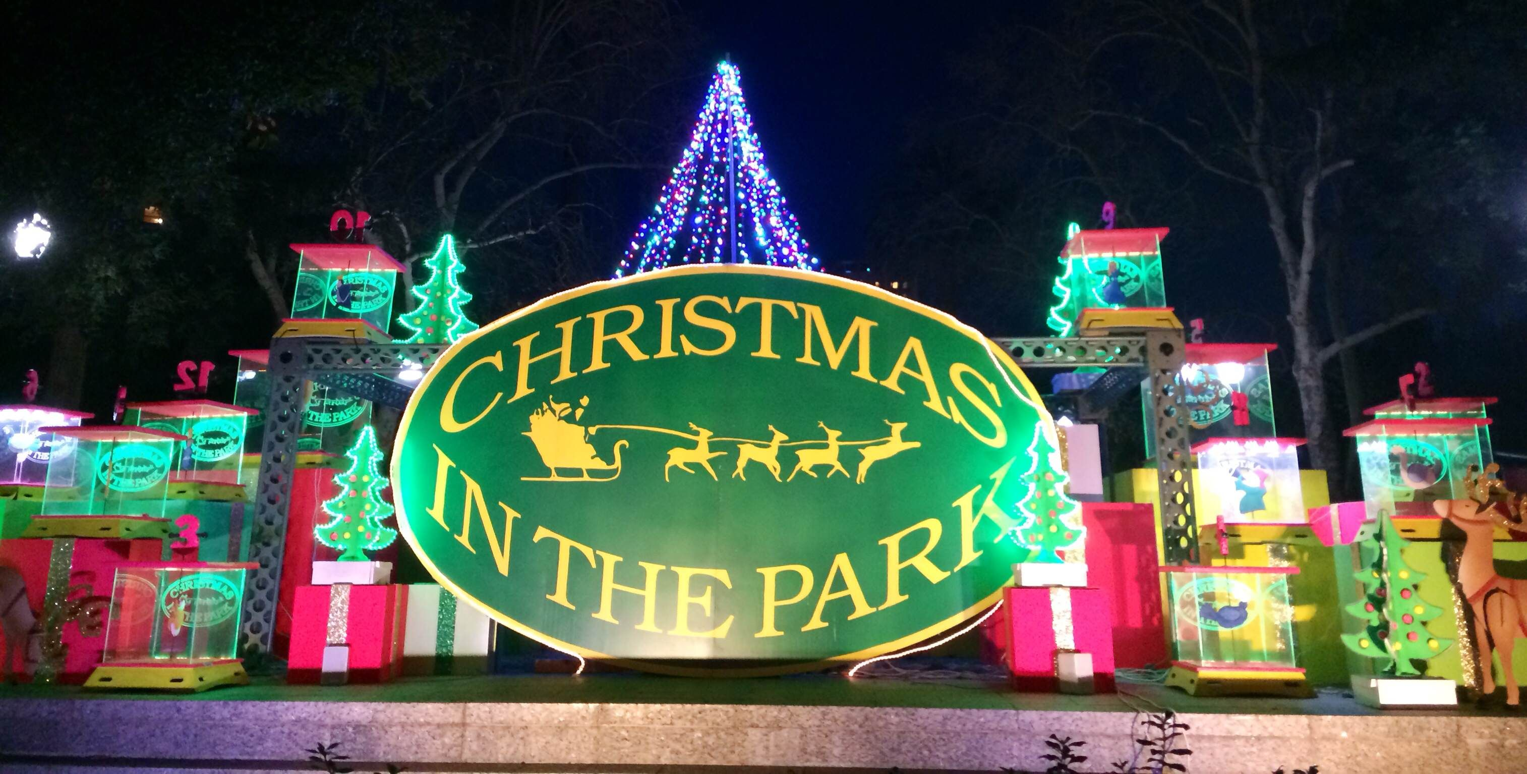 san jose ca christmas lights in the park christmas lights christmas 2017