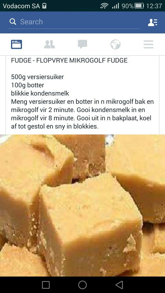 Mikrogolf fudge | Facebook Random Recipes | Cake recipes