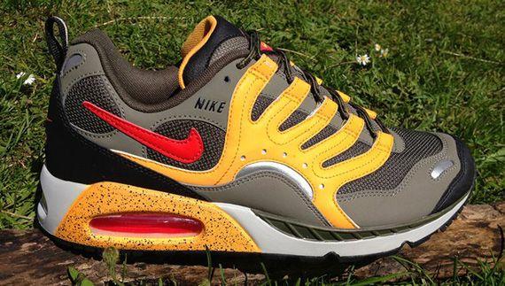 nike air max humara olive red orange | sneakerhead | Nike