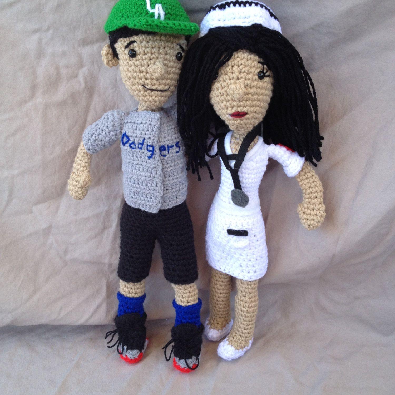 Mini Me Boy & Girl Dolls - Make a Custom Chibi Doll!   Amigurumi ...   1500x1500