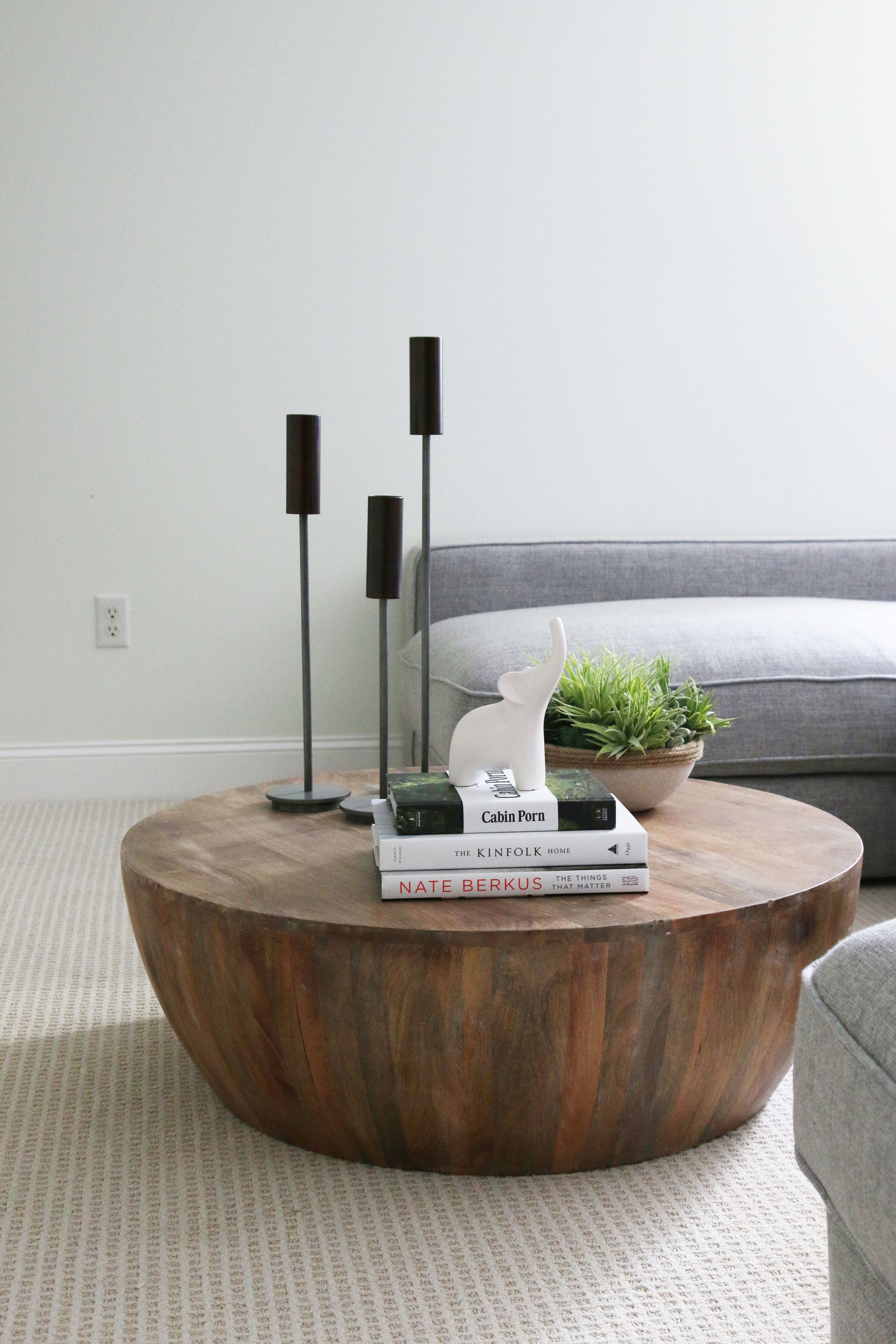 Styling A Family Friendly Coffee Table Cocktail Tables Living Room Decorating Coffee Tables Coffee Table Decor Tray [ 5472 x 3648 Pixel ]