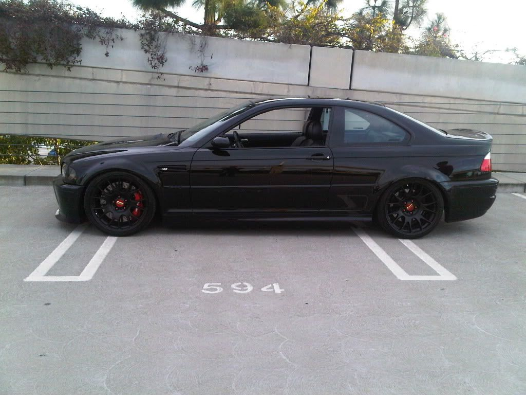 M3 Black Bbs Ch That Bimmer Life Bmw Bmw E46 Cars