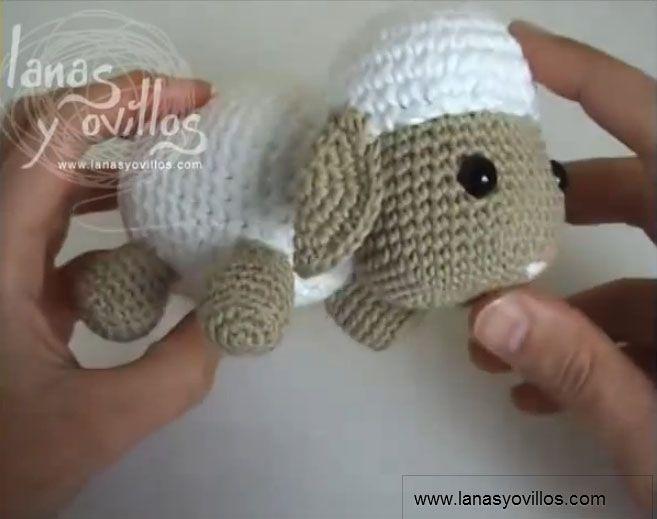 Amigurumi Uncinetto Tutorial Italiano : Amigurumi pecorella spiegazioni amigurumi patterns crochet