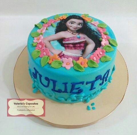 Moana Cake Moana Birthday Cake Moana Birthday Party Birthday