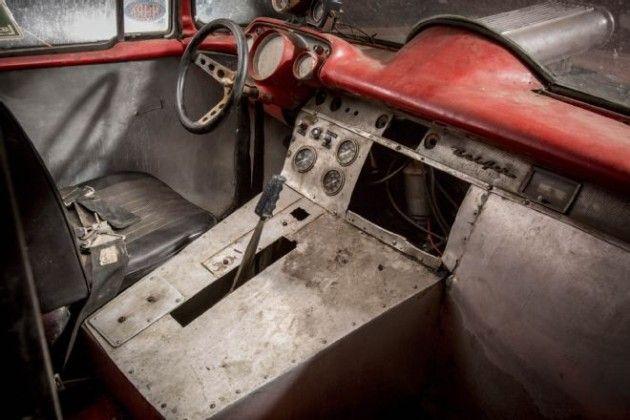 Amazing 1957 Chevy Gasser Find Drag Racing Custom Car Interior Chevy