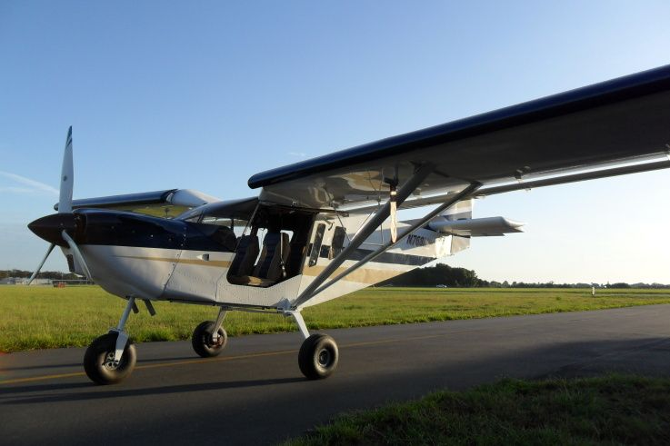 STOL CH 801 Four-Seat Utility | STOL CH 801 Sport Utility Aircraft