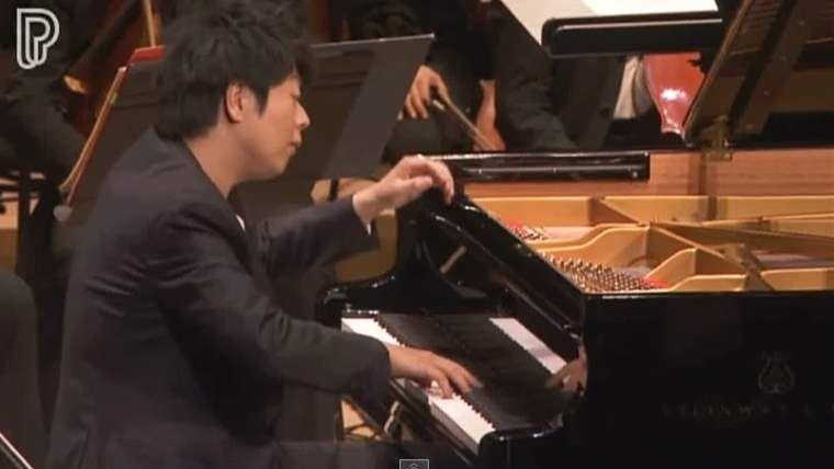 Tchaikovsky Piano Concerto No 1 Lang Lang Andantemoderato Com Piano Classical Music Pianist