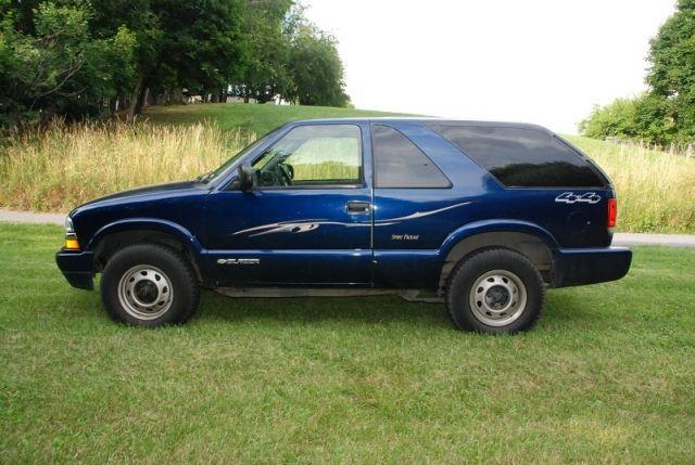 2005 Chevy Blazer 2dr 4wd Trucks For Sale Trucks Chevy