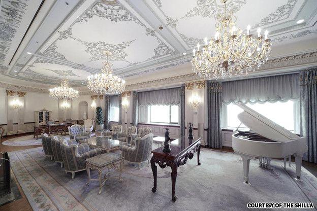 5 Best Luxury Hotels In Seoul Luxury Hotel Hotel Luxury