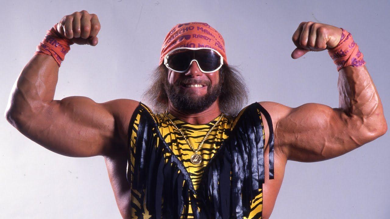 The Randy Macho Man Savage Tribute Macho Man Randy Savage Macho