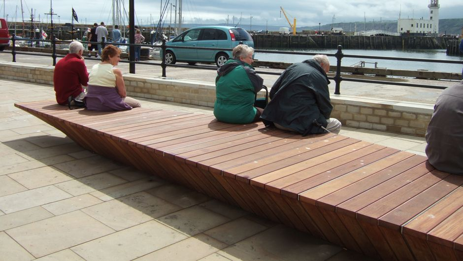 Loafer seat scarborough harbourside woodscape street for Rough and ready furniture