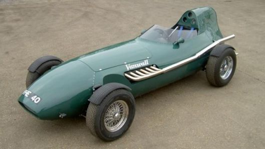 Vanwall Replica Roadster Cars Bikes Pinterest