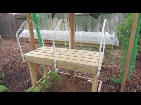 DIY Seedling Grow Table Plans & Design - YouTube ... on raised bed aquaponics, raised bed plans, raised bed greenhouse growing, raised bed kits,